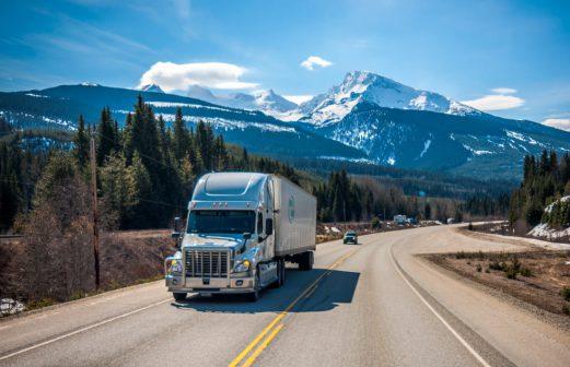 New trucks arriving